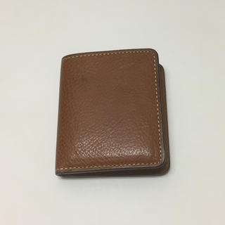 ツチヤカバンセイゾウジョ(土屋鞄製造所)の土屋鞄 ウルバーノ コンパクトコインパース(折り財布)
