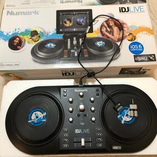 Numark iDJ Live コントローラー(DJコントローラー)