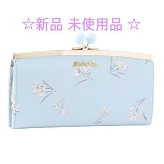 ジュエルナローズ(Jewelna Rose)のジュエルナローズ 長財布 がま口 ミッシュマッシュ(財布)