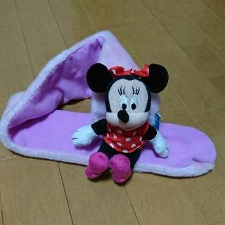 ディズニー(Disney)のミニーマフラー(マフラー/ストール)