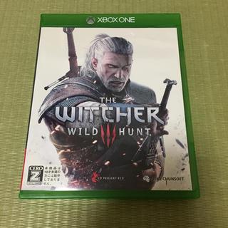 エックスボックス(Xbox)のウィッチャー3  ワイルド ハント xbox one(家庭用ゲームソフト)
