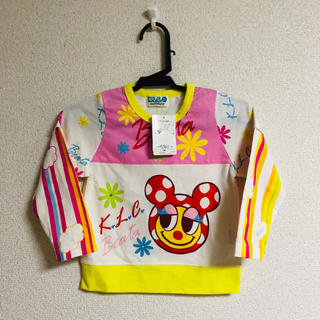 ケーエルシー(KLC)の未使用 KLC 重ね着風ロングTシャツ(Tシャツ/カットソー)