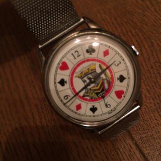 ジラールペルゴ(GIRARD-PERREGAUX)のGIRARD PERREGAUX ジラールペルゴ トランプ柄 アンティーク(腕時計(アナログ))