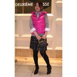 ドゥーズィエムクラス(DEUXIEME CLASSE)のDeuxieme Classe  ダウンベスト(ダウンベスト)