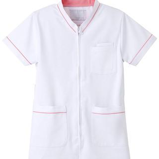 ナガイレーベン(NAGAILEBEN)の白衣 ナース服 看護師 ナガイレーベン 男女兼用スクラブ Tピンク(LL)(その他)