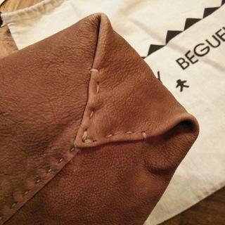 エンリーべグリン(HENRY BEGUELIN)の写真確認用 エンリーベグリン 2way ショルダー手提げバッグ(ショルダーバッグ)