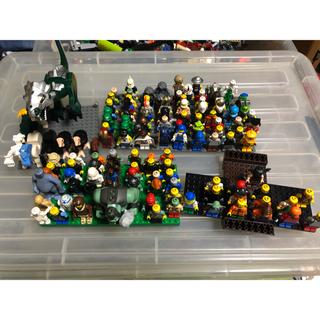 Lego - LEGO 大量まとめ売り +ミニフィグ(総額20万円以上)