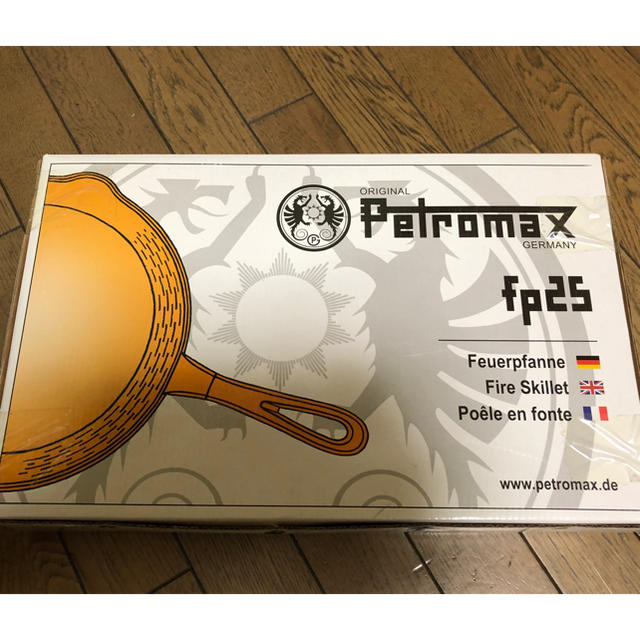 Petromax(ペトロマックス)の【最終値下】PETROMAX ペトロマックス ファイヤースキレット   スポーツ/アウトドアのアウトドア(調理器具)の商品写真