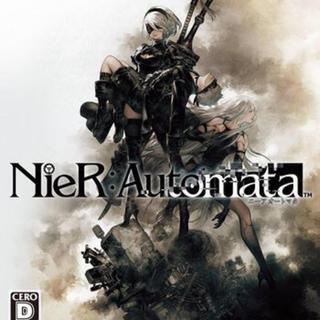 SQUARE ENIX - NieR: Automata ニーア オートマタ ps4