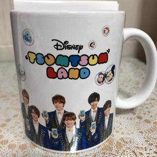 ディズニー(Disney)のking&prince  ツムツムランド  カップ  非売品(アイドルグッズ)