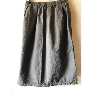 コス(COS)の☆珍品☆ COS バルーンスカート グレー(ひざ丈スカート)