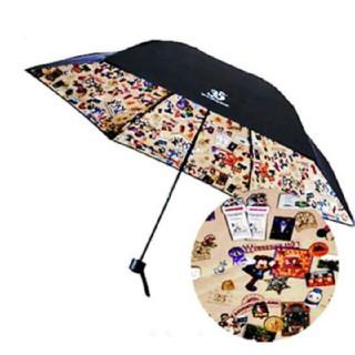 デイジー(Daisy)のディズニー☆35th 青雨兼用傘 (傘)