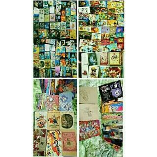 ディズニー(Disney)のディズニー*ポストカードまとめて大量セット 約220枚+おまけ(印刷物)