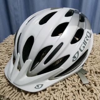 ジロ(GIRO)の【新品未使用】GIRO REVEL Wh ヘルメット 白(その他)