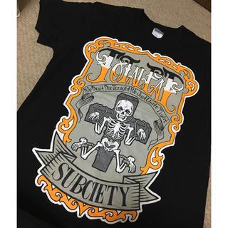 サブサエティ(Subciety)のTOTALFAT × subciety Tシャツ(ミュージシャン)