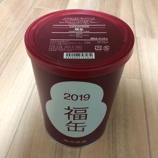 MUJI (無印良品) - 無印良品 福缶 2019 新品