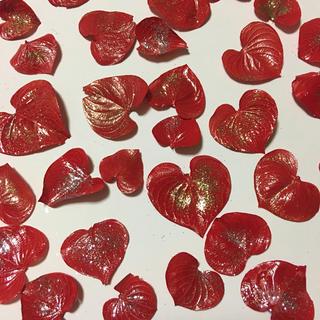 ハーバリウム花材 ハートリーフ バレンタイン ひな祭り(ドライフラワー)