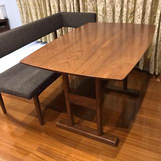 ウニコ(unico)のスナフキン様  unico  ダイニングテーブル(ダイニングテーブル)