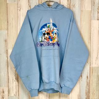 ディズニー(Disney)の【送料込み】【フォロー割】アメリカ古着 ディズニー パーカー ミッキー(パーカー)