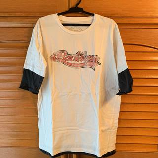 バックボーン(BACKBONE)のバックボーン 七分袖カットソー(Tシャツ/カットソー(七分/長袖))