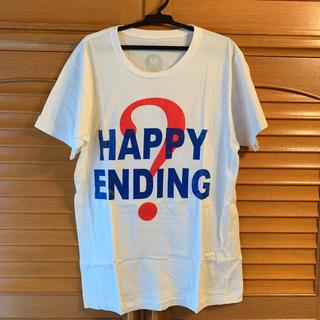 エム(M)のエム フロントプリントTシャツ(Tシャツ/カットソー(半袖/袖なし))