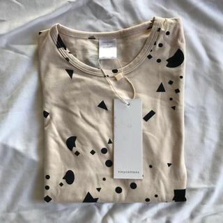 ボボチョース(bobo chose)の新品 tinycottons タイニーコットンズ ドット トップス(Tシャツ/カットソー)