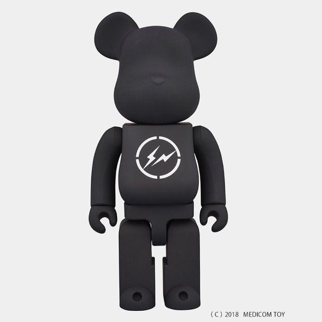 MEDICOM TOY(メディコムトイ)の be@rbrick the conveni × fragment design エンタメ/ホビーのおもちゃ/ぬいぐるみ(キャラクターグッズ)の商品写真