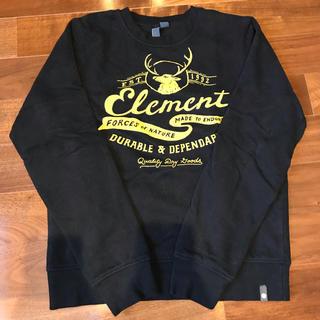 エレメント(ELEMENT)のelement スウェット トレーナー(スウェット)