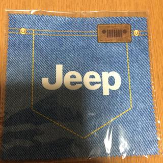 ジープ(Jeep)の新品、未使用 Jeep メガネ拭き(サングラス/メガネ)