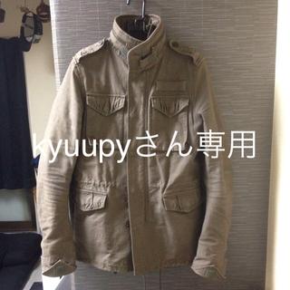 ダブルジェーケー(wjk)のwjk M65 ジャケット★(ミリタリージャケット)