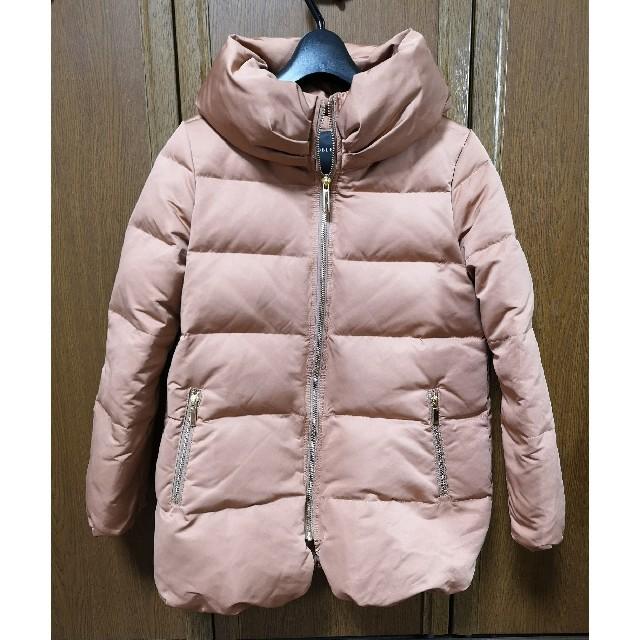 Noble(ノーブル)のNOBLE ☆ノーブル ミドルダウンコート☆ レディースのジャケット/アウター(ダウンコート)の商品写真
