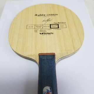 バタフライ(BUTTERFLY)の卓球ラケットティモボルスピリッツ(卓球)