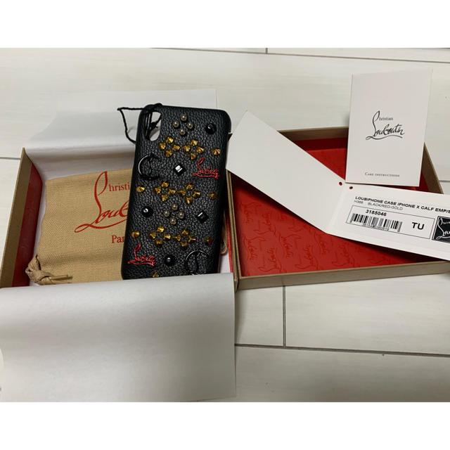 スマホケース 7 ブランド / Christian Louboutin - クリスチャンルブタンiPhoneX 、Xs ケースの通販 by しょさりー's shop|クリスチャンルブタンならラクマ