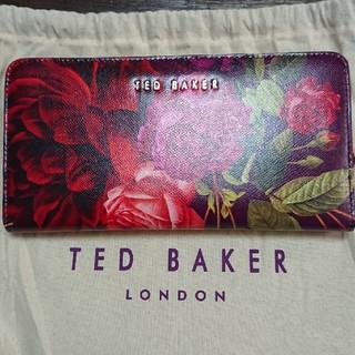 テッドベイカー(TED BAKER)の☆未使用☆ tedbaker 花柄長財布(財布)