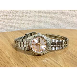 オリエント(ORIENT)のお値下げ◆ORIENT オリエント◆腕 時計◆ピンク(腕時計(アナログ))