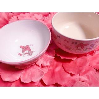 サンリオ(サンリオ)のマイメロディ お茶碗 お椀 セット(食器)