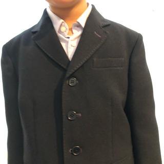 カンサイヤマモト(Kansai Yamamoto)の男児 140 黒✖️パープル フォーマル 3点セット (ドレス/フォーマル)