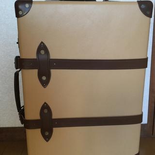 グローブトロッター(GLOBE-TROTTER)のグローブ・トロッター タイプ)kitson21インチ トロリーケース(スーツケース/キャリーバッグ)