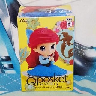 ディズニー(Disney)のQposKet SUGIRLY/THE LITTLE MERMAIDーアリエルー(アメコミ)