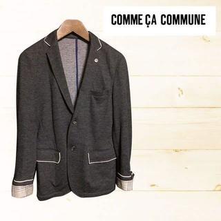 コムサコミューン(COMME CA COMMUNE)のコムサコミューン COMME CA COMMUNE ジャケット テーラード(テーラードジャケット)
