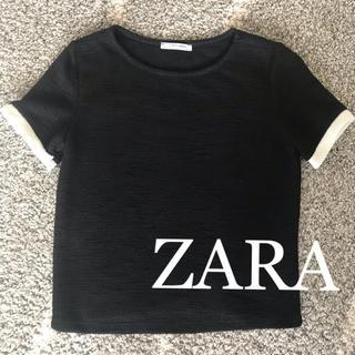 ZARA - ZARA♡ツイードトップス