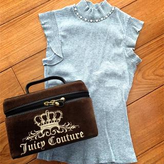 ジューシークチュール(Juicy Couture)の♡ジューシークチュール バニティバッグ♡ハンドバッグ(ハンドバッグ)