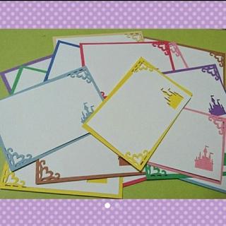 G【15枚】席札♡メッセージカードなど(カード/レター/ラッピング)