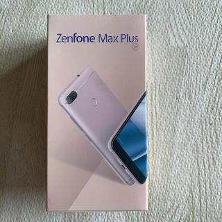 エイスース(ASUS)のASUS Zenfone Max plus (M1)(スマートフォン本体)