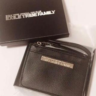 エグザイル トライブ(EXILE TRIBE)のEXILE FAMILY パスケース(名刺入れ/定期入れ)