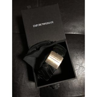 エンポリオアルマーニ(Emporio Armani)のEMPORIO ARMANI ブレスレット 箱 付属品付き(ブレスレット)