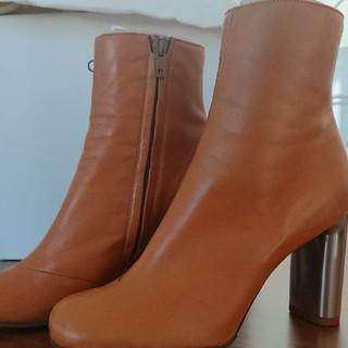 セリーヌ CELINE ショート ブーツ 36(ブーツ)