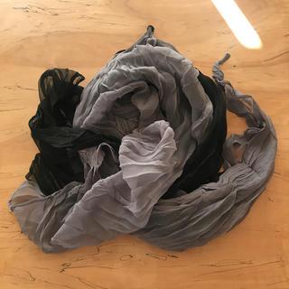 プリーツプリーズイッセイミヤケ(PLEATS PLEASE ISSEY MIYAKE)のプリーツプリーズ  スカーフ(バンダナ/スカーフ)