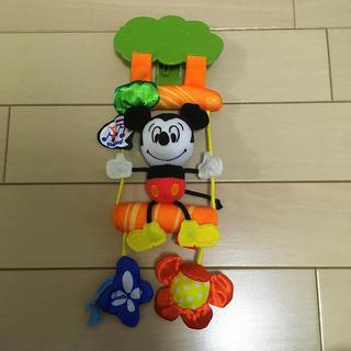 ディズニー(Disney)のベビーカー用アクセサリー ミッキー(ベビーカー用アクセサリー)