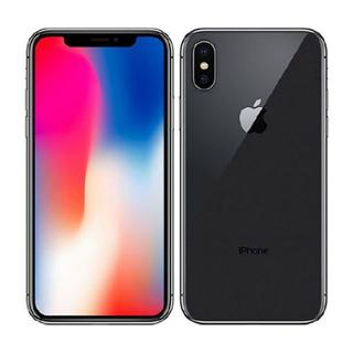 アップル(Apple)のiphonex 256gb スペースグレイ(スマートフォン本体)